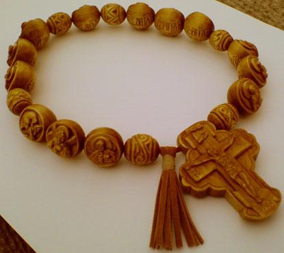 Фото чётки православные своими руками